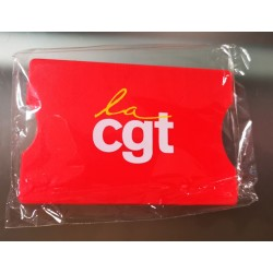 PORTE CARTE ANTI RFID LA CGT