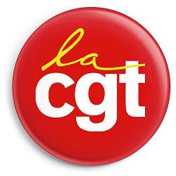 BADGE METAL CGT 5 CM